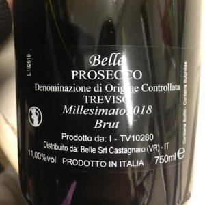 vino prosecco - Consegna a domicilio Verona
